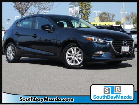 Certified Pre-Owned 2018 Mazda3 5-Door Sport Auto