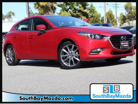 Certified Pre-Owned 2018 Mazda3 5-Door Touring Manual