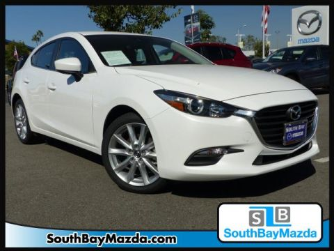 New 2017 Mazda3 5-Door Touring Auto FWD 4dr Car