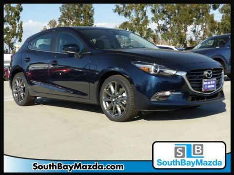 New 2018 Mazda3 Grand Touring FWD Hatchback