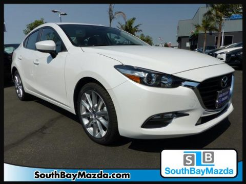New 2017 Mazda3 Touring FWD Sedan