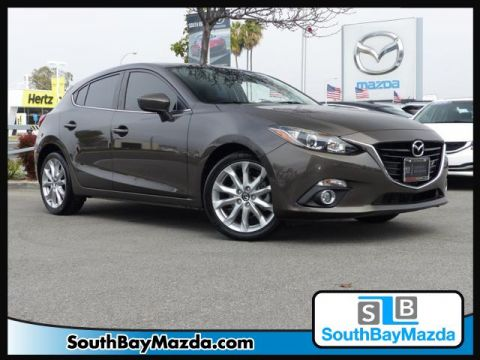 Certified Pre-Owned 2015 Mazda3 5dr HB Auto s Touring FWD 4dr Car