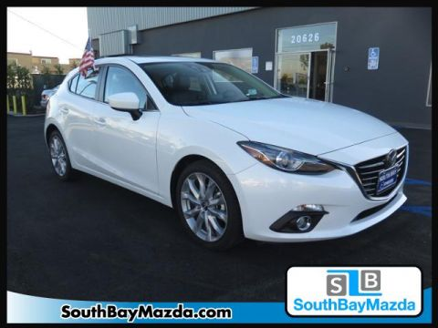New 2014 Mazda3 5dr HB Auto s Grand Touring FWD Hatchback