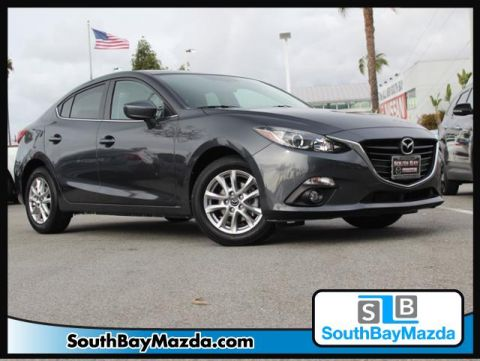 Certified Pre-Owned 2016 Mazda3 4dr Sdn Auto i Grand Touring