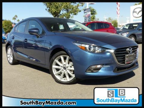 New 2017 Mazda3 5-Door Touring 2.5 Auto FWD 4dr Car