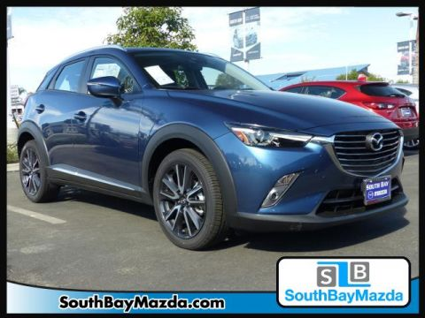 New 2018 Mazda CX-3 Grand Touring With Navigation