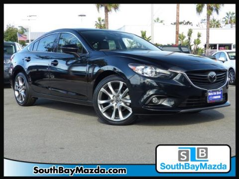 New 2015 Mazda6 4dr Sdn Auto i Grand Touring With Navigation