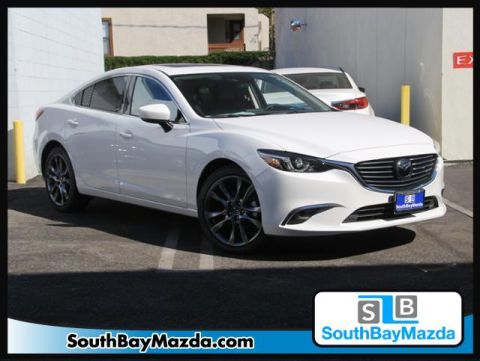 New 2017 Mazda6 Grand Touring With Navigation