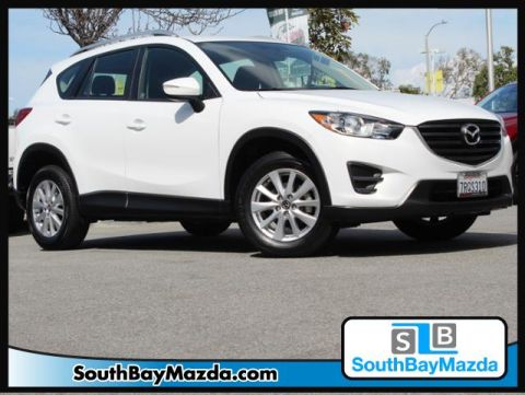 Certified Pre-Owned 2016 Mazda CX-5 FWD 4dr Auto Sport