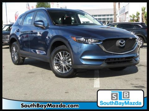 Certified Pre-Owned 2017 Mazda CX-5 Sport FWD