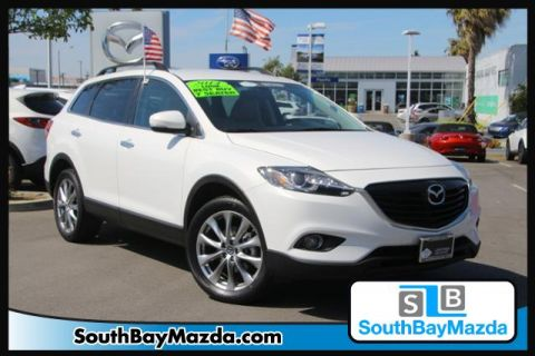 Certified Pre-Owned 2014 Mazda CX-9 FWD 4dr Grand Touring FWD Sport Utility