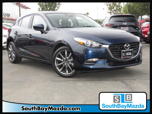 Certified Pre-Owned 2018 Mazda3 5-Door Touring Auto
