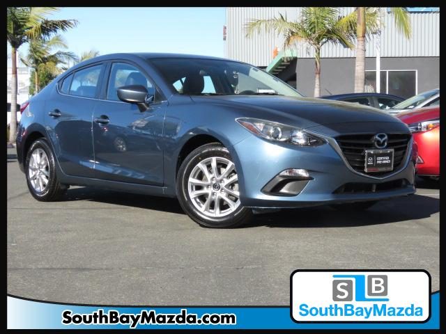 Certified Pre-Owned 2014 Mazda3 4dr Sdn Auto i Grand Touring