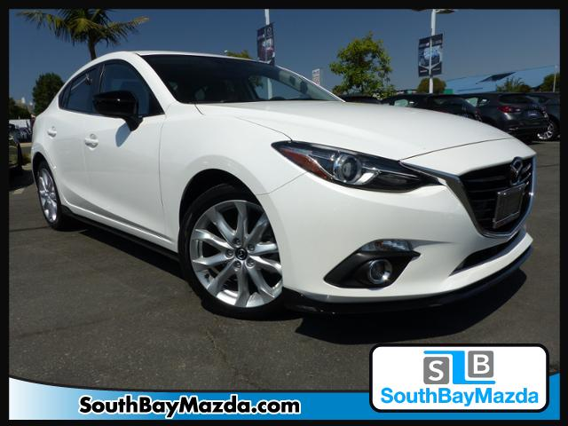 New 2016 Mazda3 4dr Sdn Man s Grand Touring