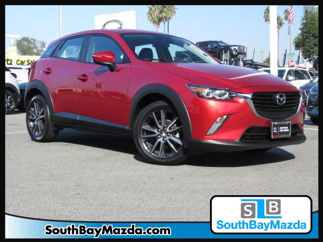 Certified Pre-Owned 2018 Mazda CX-3 Touring FWD