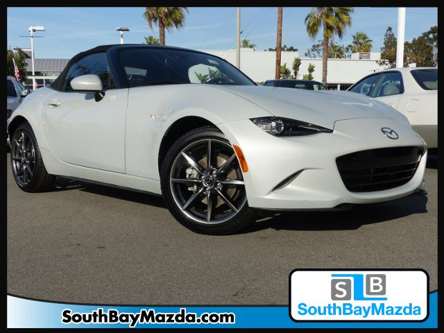New 2016 Mazda MX-5 Miata 2dr Conv Auto Grand Touring