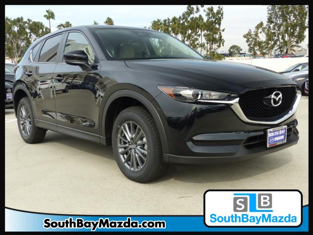 New 2017 Mazda CX-5 Touring