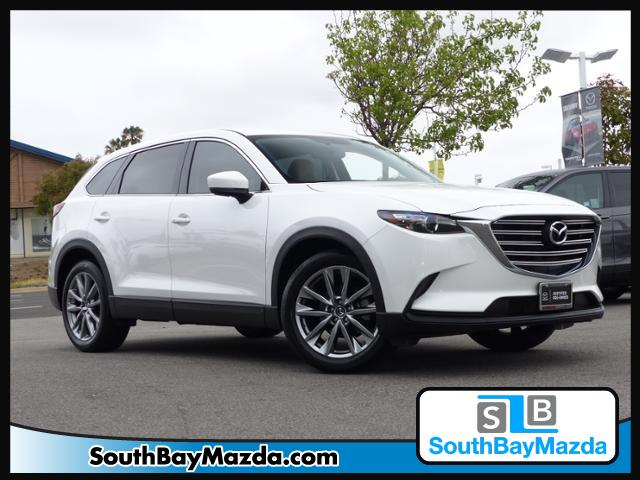 New 2016 Mazda CX-9 FWD 4dr Touring